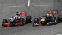 Report - wheel nuts to blame for Vettel, Hamilton failures