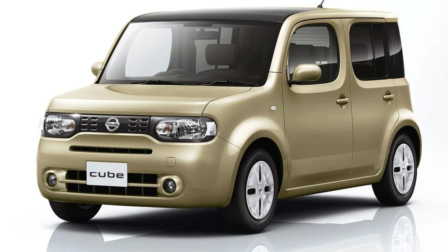 2010 Nissan Cube Revealed