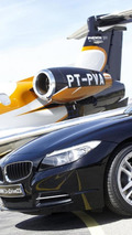 BMW Group DesignworksUSA: Automotive impulses for the aviation industry, 20.04.2010