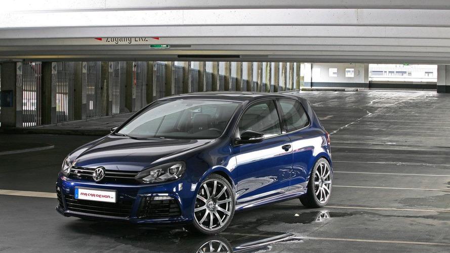 Golf VI R tuned by MR Car Design