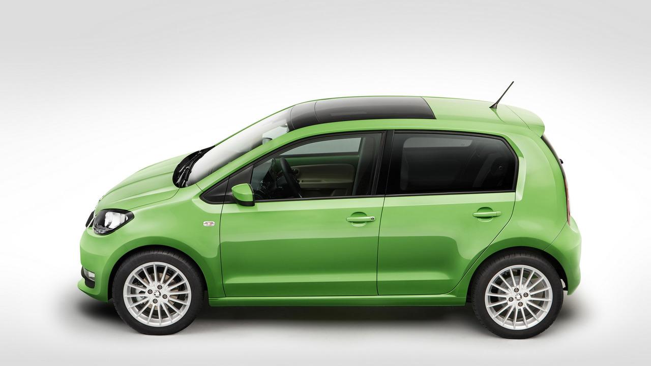 2017 Skoda Citigo facelift