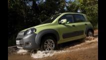 Fiat já aumentou os preços do Novo UNO