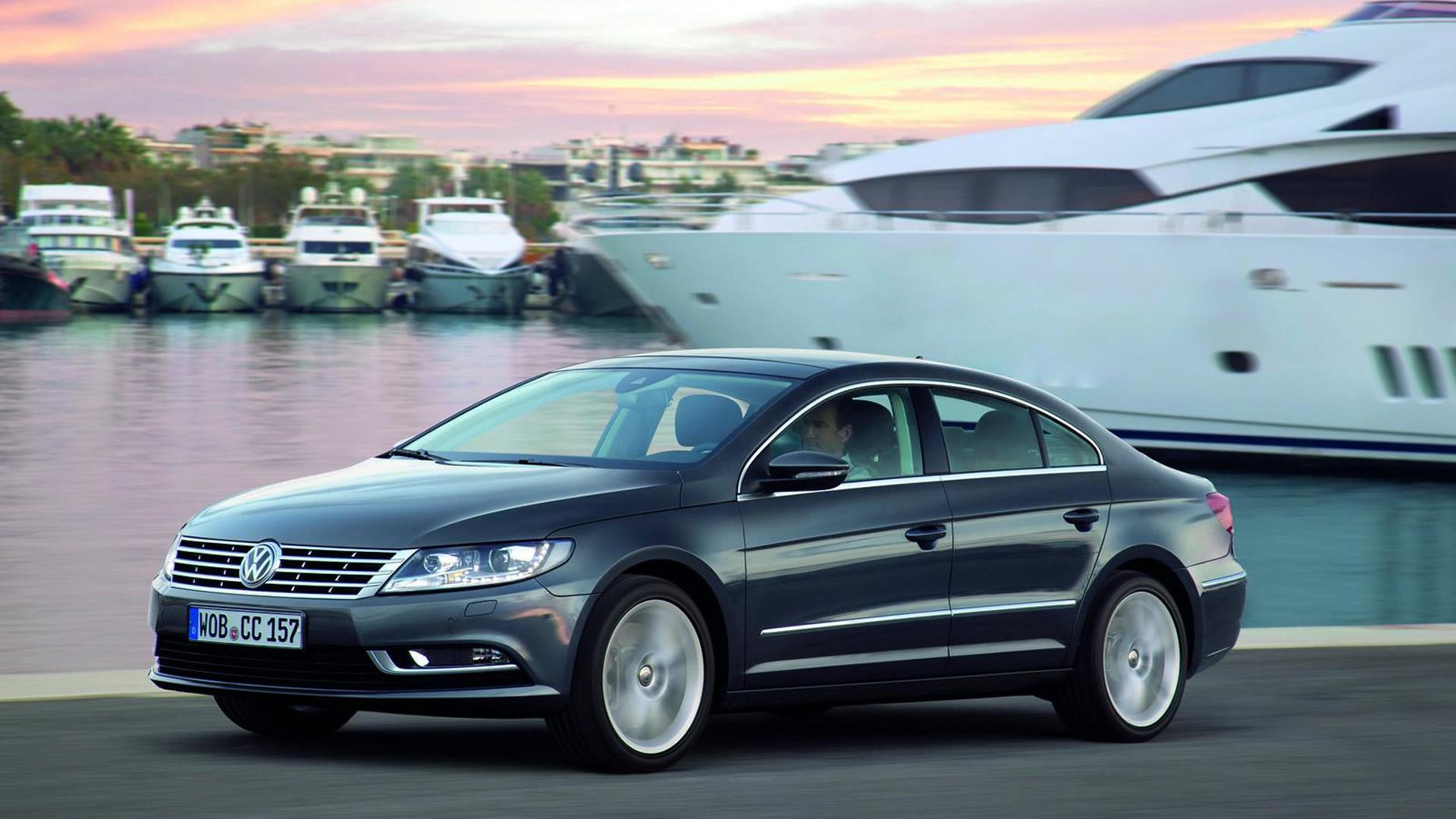 Mini Volkswagen CC under consideration