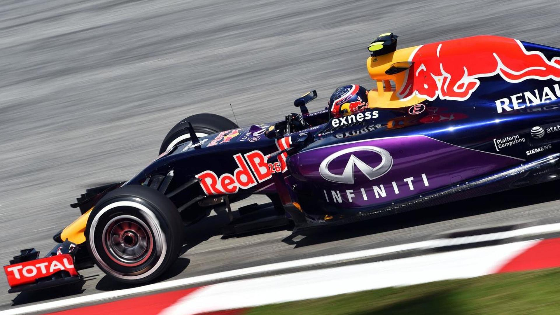 Tension high as Red Bull and Renault head for divorce