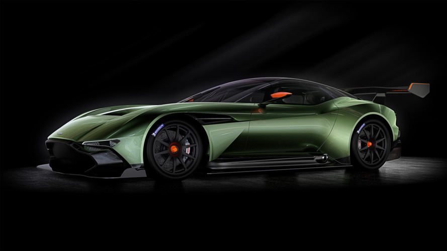 L'Aston Martin Vulcan bientôt homologuée pour la route