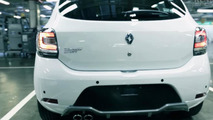 Renault shows how the Sandero R.S 2.0 was born [video]