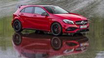 Mercedes-Benz CLA 45 AMG and GLA 45 AMG to get A45 AMG's power boost right away