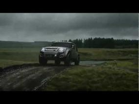 Reveal Film 2011 Land Rover DC100 Concept