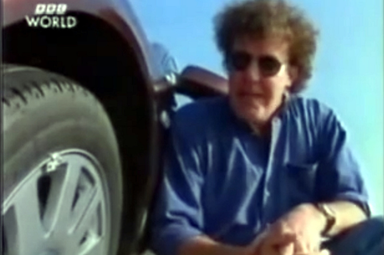 1997 Top Gear Review Is Entertainingly Sedate [video]