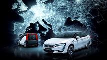 Genève 2017 - Honda Electric Vision, le futur des véhicules électriques, hybrides et à hydrogène