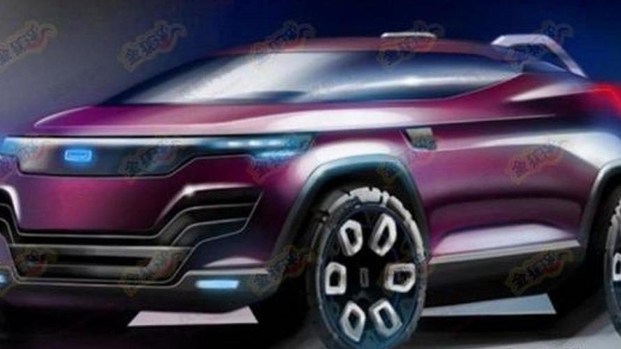 Qoros previews sporty compact SUV [video]