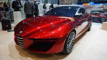 Alfa Romeo Gloria concept at 2013 Geneva Motor Show