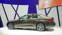 2014 Infiniti Q50 pricing disclosed (UK)
