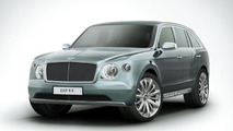 Bentley SUV made in Bratislava ?