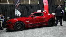2013 Shelby GT500 Super Snake Wide Body live in Detroit 15.01.013