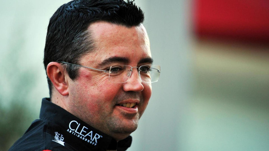 Lotus not alone in missing first test - Boullier