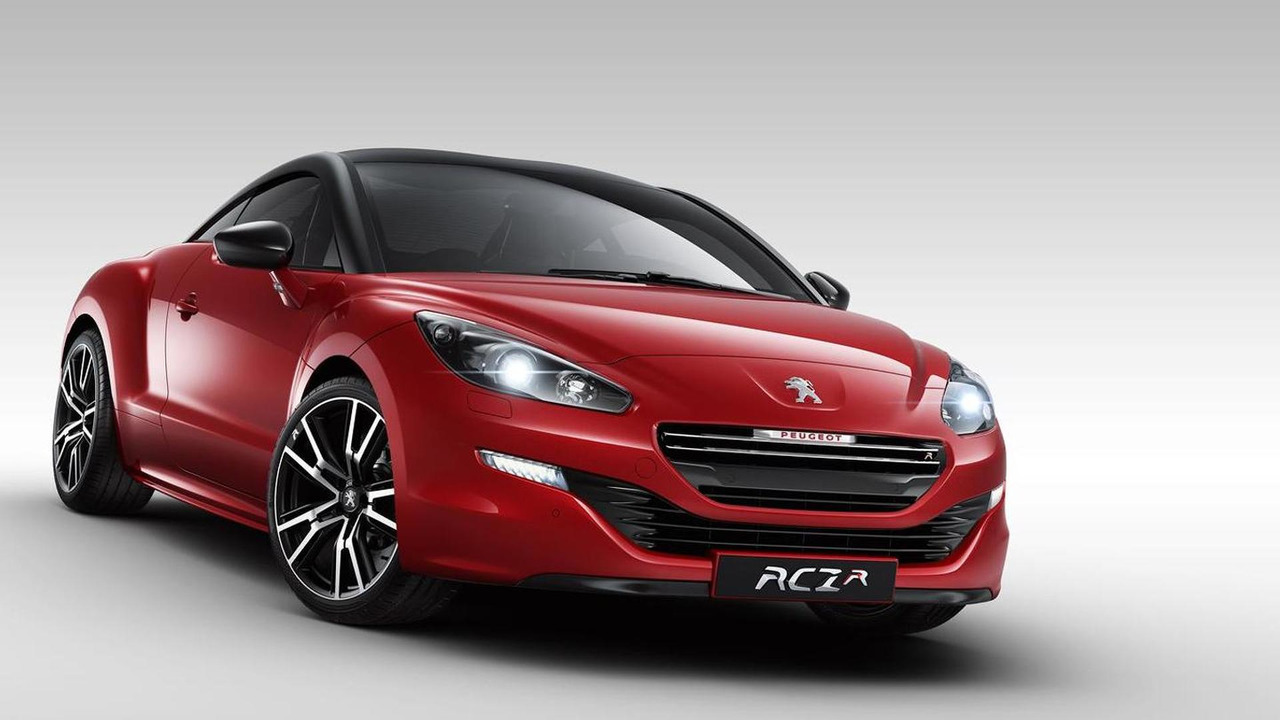 2013 Peugeot RCZ R 10.07.2013