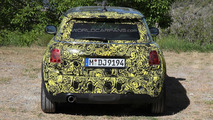 2014 MINI Cooper spied up close