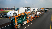 2014 Chevrolet Corvette shipping begins 19.09.2013