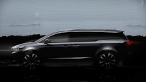 2015 Kia Sedona/Carnival teaser photo