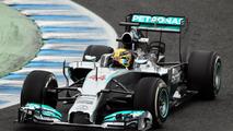 Mercedes 'has the edge' in 2014 - Minardi