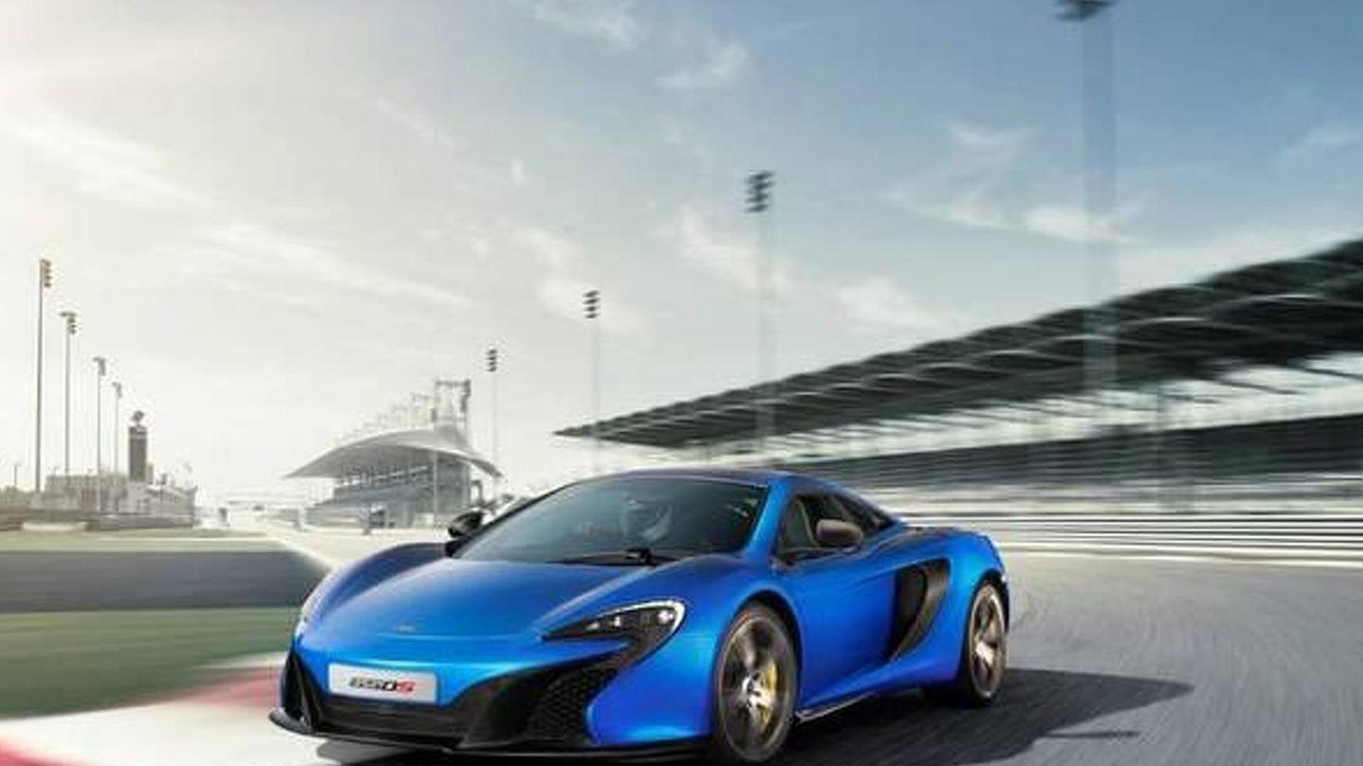 McLaren 650S images and details surface after private presentation