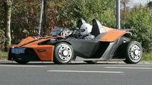 Spied: KTM X-Bow