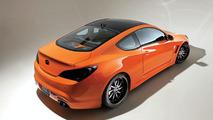 RIDES/LUX Motorwerks Hyundai Genesis Coupe - SEMA 2009