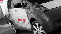 Mitsubishi i-MiEV European rollout and price announced
