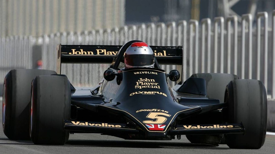 F1 team to revive historic 'Team Lotus' name