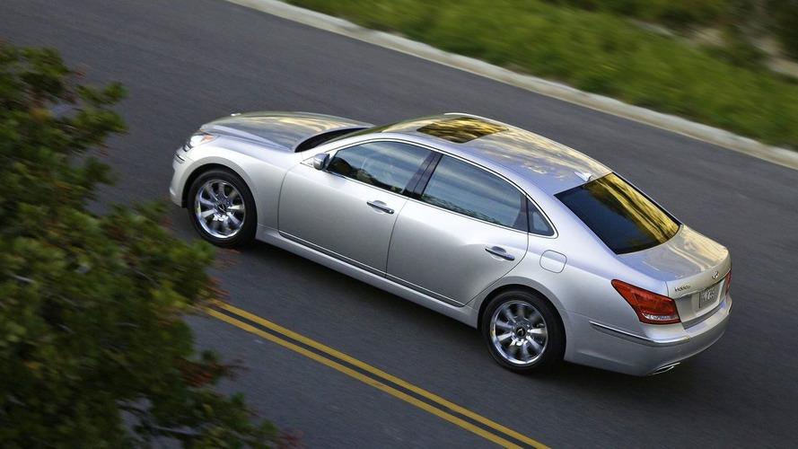 Hyundai considering launching a luxury brand