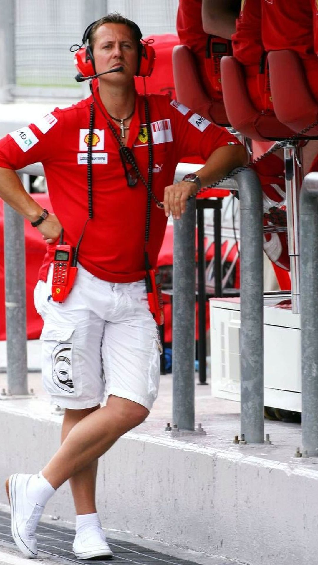 Schumacher cool as hopes for comeback remain