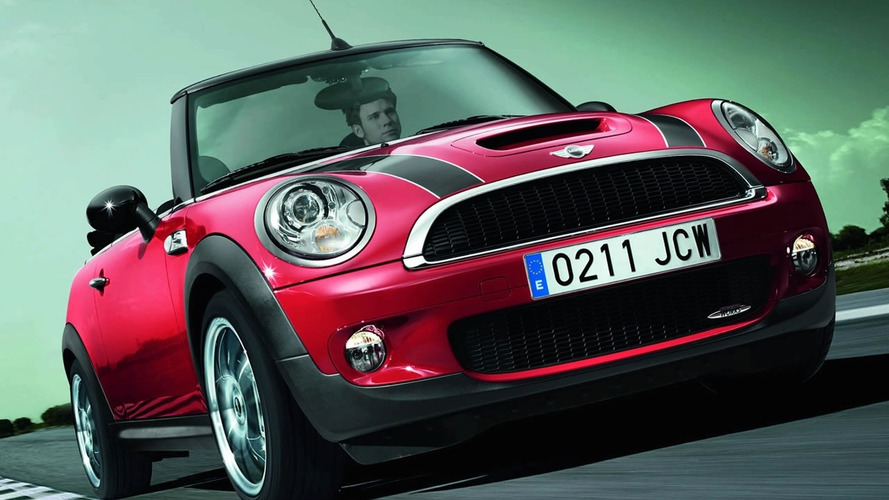 Mini Cooper John Cooper Works Cabrio Revealed