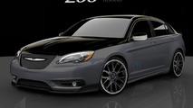 Mopar 2012 Chrysler 200, 07.01.2011