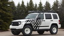 Jeep Cherokee Overland - 8.4.2011