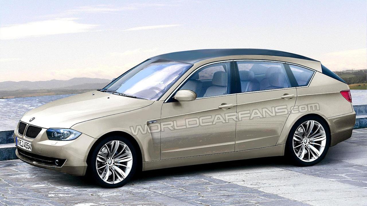 BMW 5-Series GT (RFK) artist rendering, WCF ARCHIVES, 1600, 29.10.2007