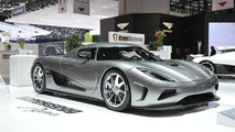 Koenigsegg Agera production version live in Geneva 01.03.2011
