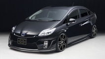 Wald previews aero styling kit for Toyota Prius