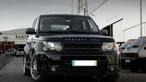 Concept802 Range Rover Sport Platinum R wide body kit