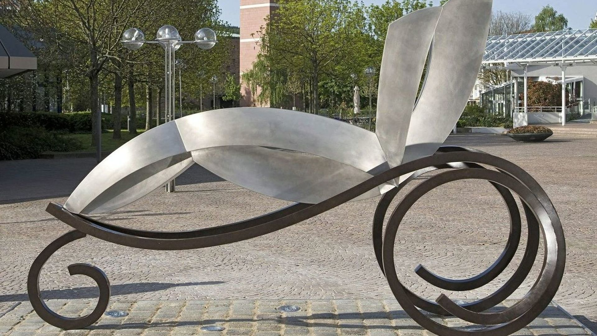 New Monument to Commemorate Bertha Benz in Pforzheim