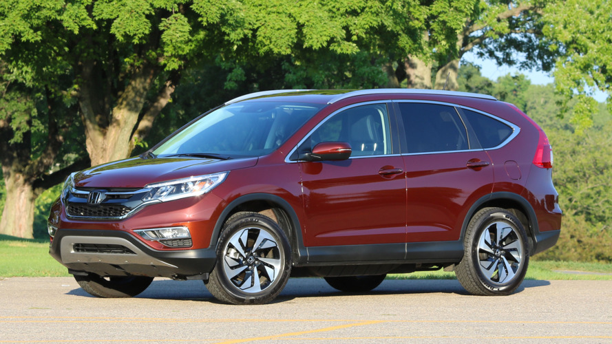 Review: 2016 Honda CR-V