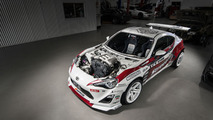Toyota 86 fitted with Nissan GT-R engine is a world first [UPDATE]