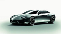 Lamborghini four-door Estoque production rumours return