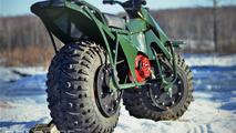 Taurus 2x2 Adventure Motorcycle