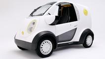 Honda reveals Micro Commuter EV, built using 3D printing