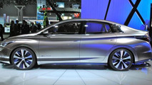 Infiniti LE all-electric concept