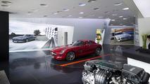 AMG Performance Center in Beijing 24.04.2012