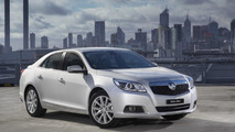 Holden Malibu first photos released - preparing for Australian launch