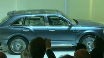 Bentley EXP 9 F SUV concept revealed [video]
