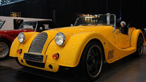 Morgan Electric Plus E concept live in Geneva 06.03.2012